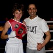 Maydad and his fighter Australian Champion Liam Paro