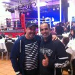 Maydad with Jeff Fenech